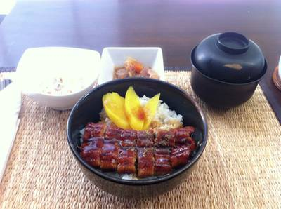 lunch Set   Yura An Caf