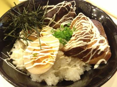 Buta Kakuni Don ที่ ร้านอาหาร Dotonbori Ramen The Crystal Park
