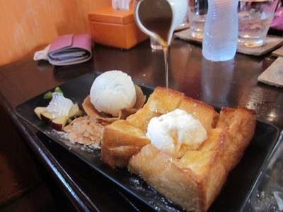 ร้านอาหาร The Fabulous Bar & Dessert Cafe