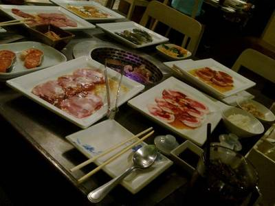  King Kong Yakiniku Buffet 