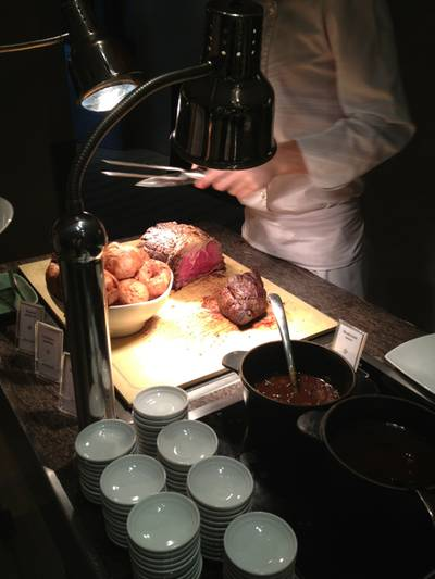 Prime Rib      Espresso Intercontinental Bangkok
