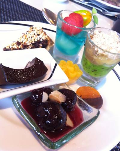 ร้านอาหาร Chatuchak Cafe Centara Grand @ Central Plaza Ladprao