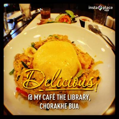  . ^_^   My Cafe The Library
