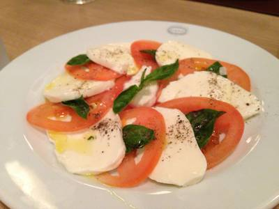 Caprese Salad   Scoozi Pizzeria Italiana The Crystal Park