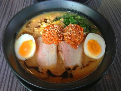 Ramen    Gokumiso - Ramen Champion
