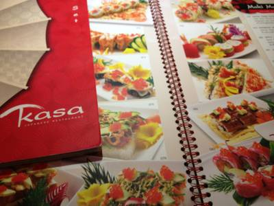 ร้านอาหาร Kasa Japanese restaurant The Circle