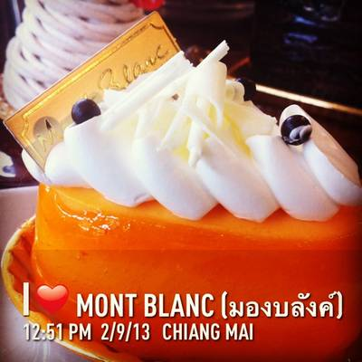  Mont Blanc