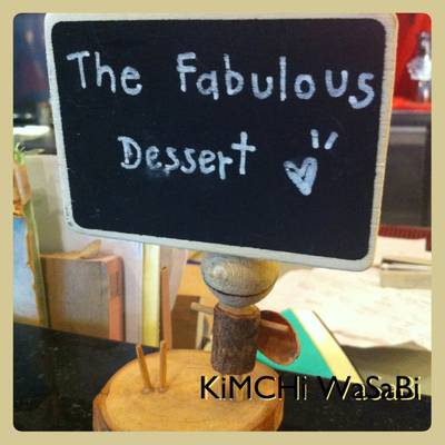 Atmosphere ที่ ร้านอาหาร The Fabulous Bar & Dessert Cafe