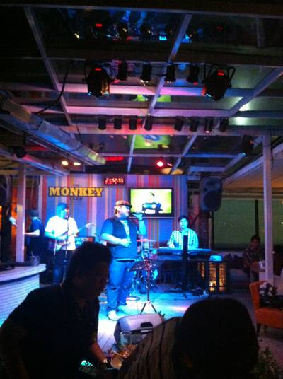  MONKEY CLUB