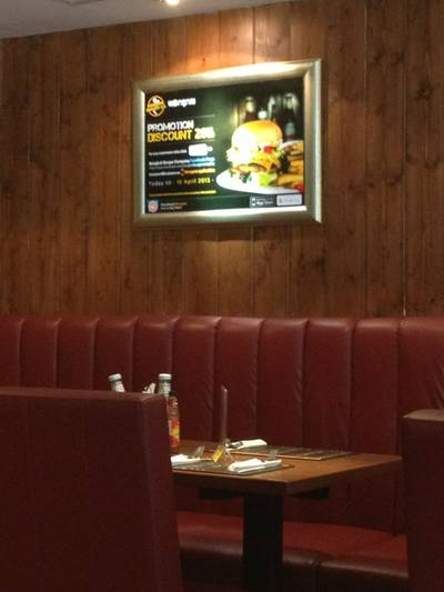 Promotion Wongnai   Bangkok Burger Co.  10