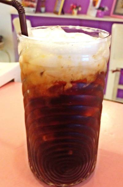Iced Americano Style Ozio   Ozio By Maprang