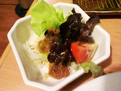 salad   Fumi Japanese Cuisine 