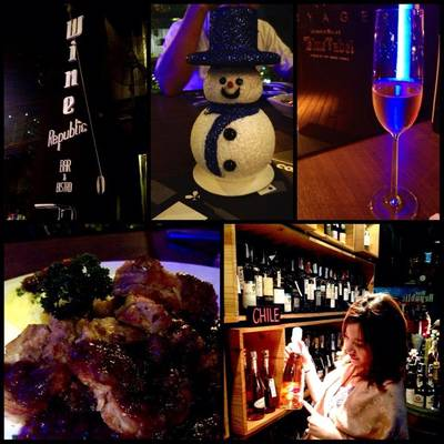 Many Little Things In X&#039;mas Season   Wine Republic Thonglor