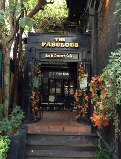    The Fabulous Bar &amp; Dessert Cafe