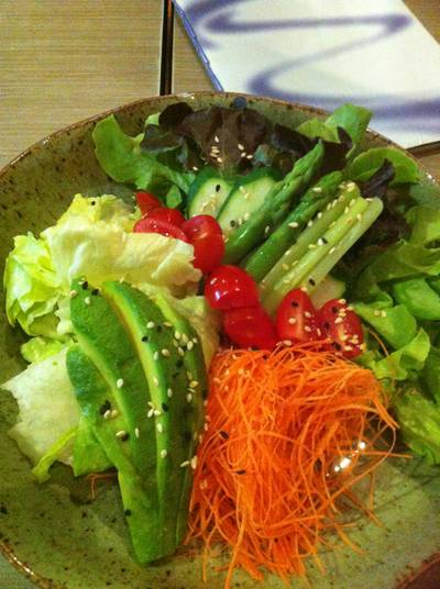 House Salad   Isao