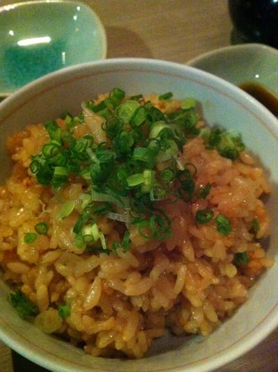 Garlic Rice   Isao