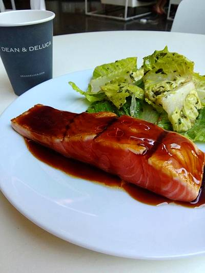 Salmon Teriyaki   Dean &amp; Deluca 