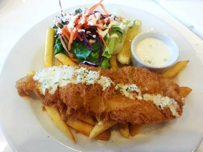 Manhattan Fish &#039;n chip - dory(light) 99       The Manhattan Fish Market Terminal 21