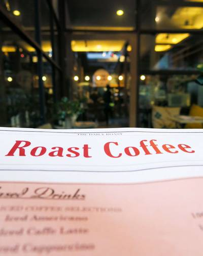  Roast Coffee &amp; Eatery