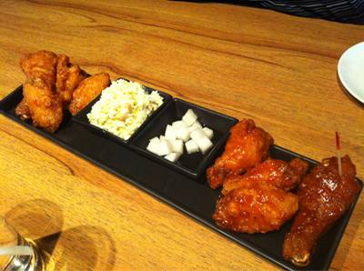  BonChon Chicken  13