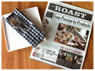 Menu   Roast Coffee &amp; Eatery