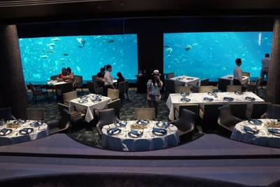 ร้านอาหาร Ocean Restaurant By Cat Cora