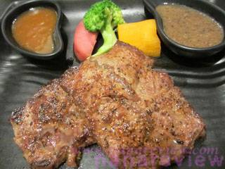 Tokiya Australian Beef Steak ที่ ร้านอาหาร Tokiya Fusion Steak Course Siam Discovery