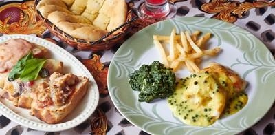 อาหารอิตาเลียนที่อร่อยถูกปาก ในบรรยากาศอันแสนอบอุ่นและโรแมนติก จนอาจทำให้เวลาเดินช้าไปชั่วขณะ กับ ฟาบิโอ อิตาเลียน สเต็กเฮ้าส์